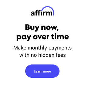 Affirm Financing