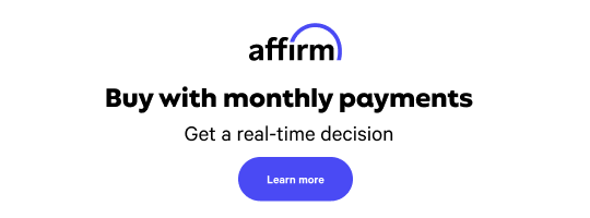 affirm financing extra small logo